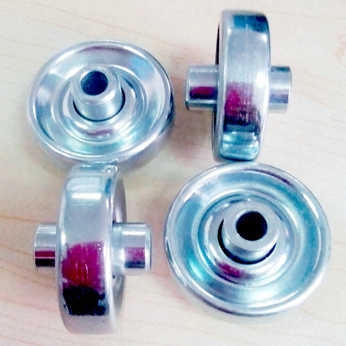 Pressed Ball Roller Bearing Wheel
