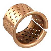 Rolled Wrapped Bronze Bushings Metric