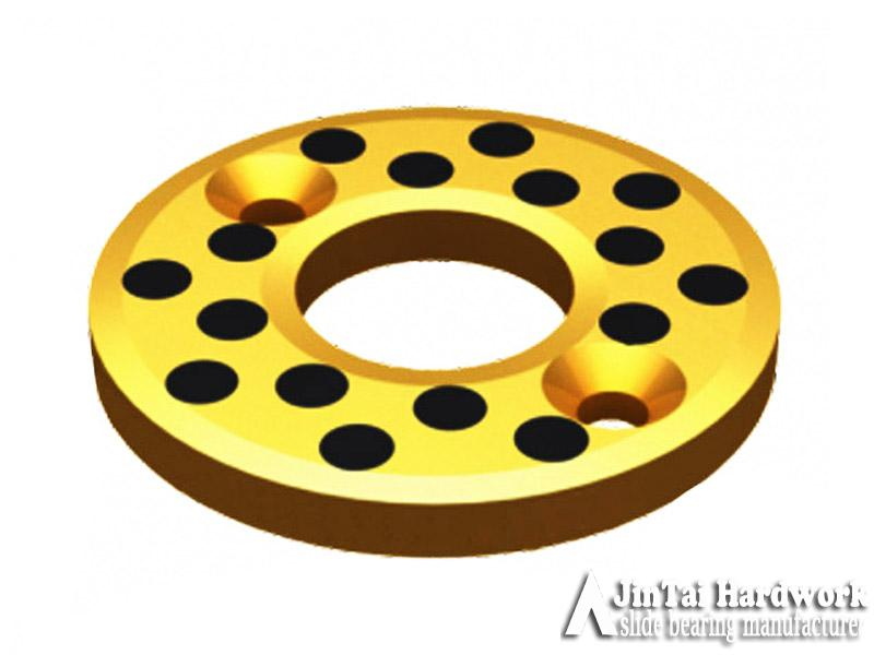 JTW Graphite Lubricating Bronze Washer